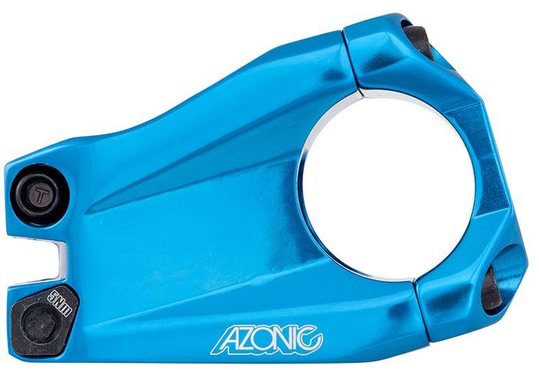 Obrázek produktu Představec Azonic BARETTA EVO 31,8/40 mm modrá 3050-201