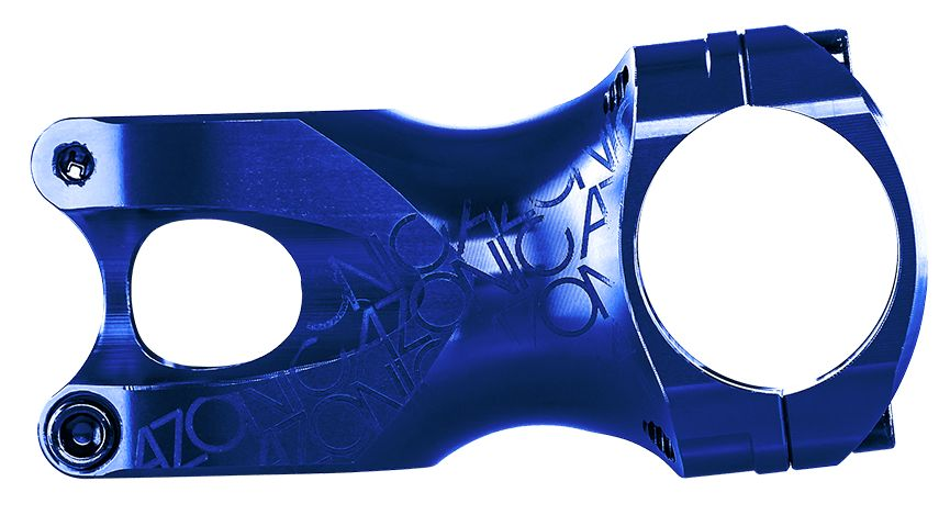 Obrázek produktu Představec Azonic PREDATOR 31,8 / 50mm modrá 3075-102