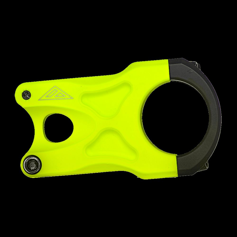 Obrázek produktu Představec Azonic THE ROCK 31,8 / 45 mm neon žlutá 3055-109