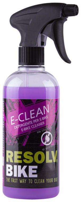 Obrázek produktu ResolvBike E-CLEAN čistič pro e-kola s rozprašovačem 500 ml RE-1017-9