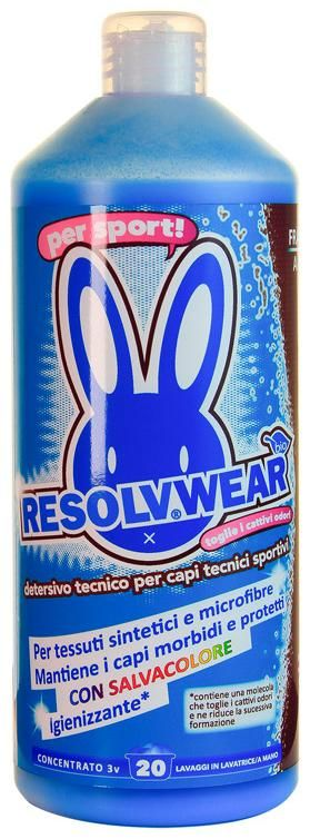 Obrázek produktu ResolvWear ACTIVE - prací prostředek 1 litr RWACTIVE1L