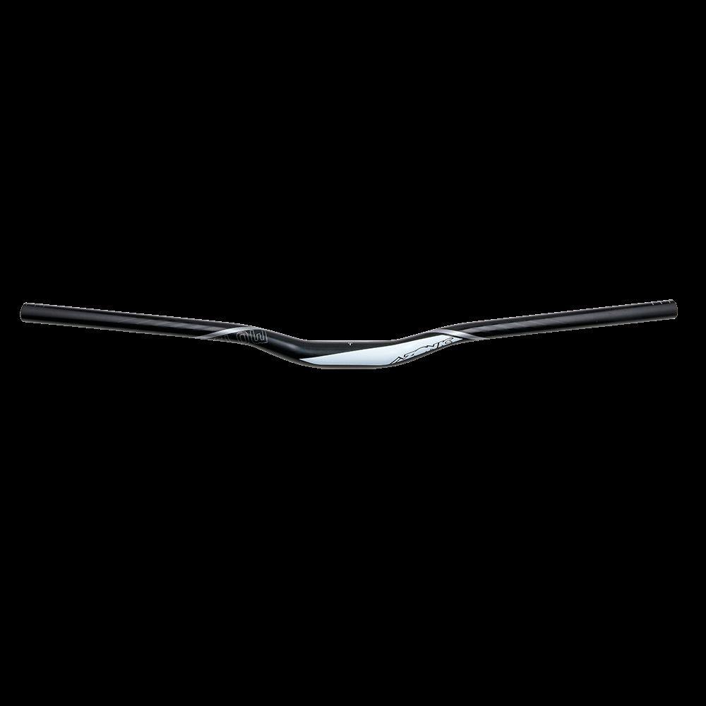 """Obrázek produktu Řídítka Azonic FLOW 1"""" 31,8/ 750mm černá/bílá 3011-000"""