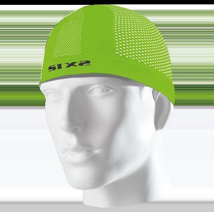 Obrázek produktu SIXS SCX čepice pod přilbu zelená SCX-03