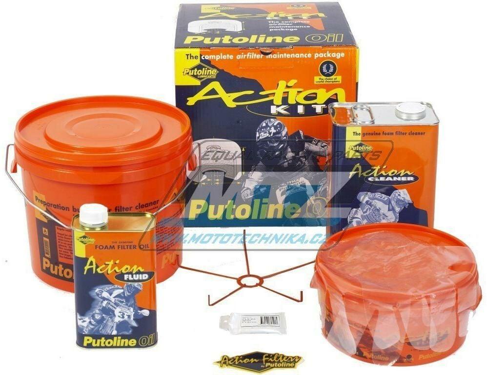 Olej PUTOLINE mycí sada ActionKit PU70010