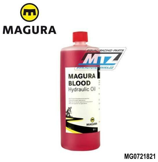 Obrázek produktu Originální kapalina do hydraulických spojek a brzd magura 1L (pozice 30) MG0721821