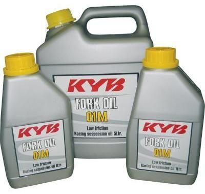 Olej do předních tlumičů KAYABA KYB 01M 1L K13001001M-1L
