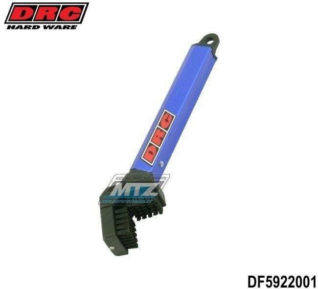 Obrázek produktu Kartáč na řetěz DRC Chain Brush ALU - modrý (7185)