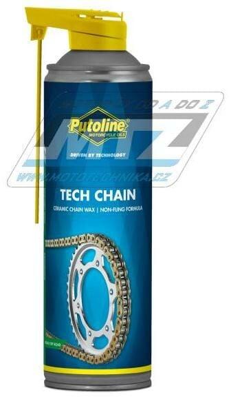 Obrázek produktu Sprej Putoline na řetěz TechChain 500ml