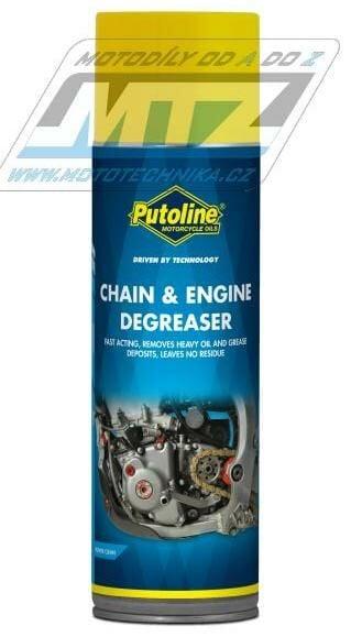 Obrázek produktu Sprej putoline čistič Chain / EngineCleaner 500ml