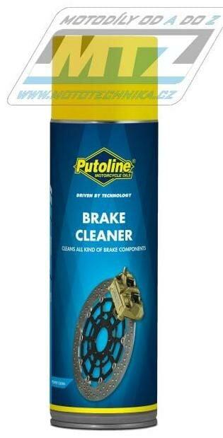Čistič brzd Putoline BRAKE CLEANER 500ml PU70034