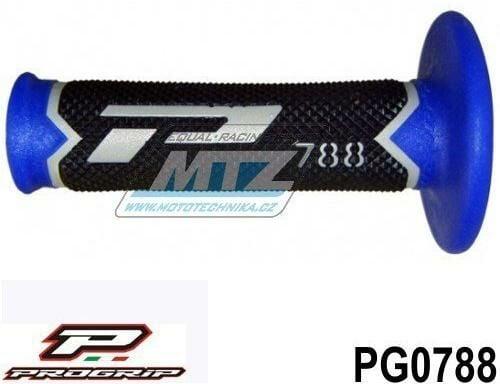 Obrázek produktu Rukojeti/Gripy Progrip 788 - černo-modré (třívrstvé) (816)