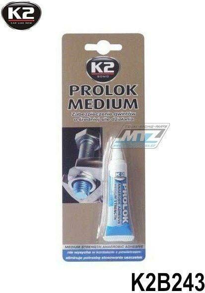 Obrázek produktu Lepidlo / Fixátor prolok MEDIUM 6ml K2 K2B243