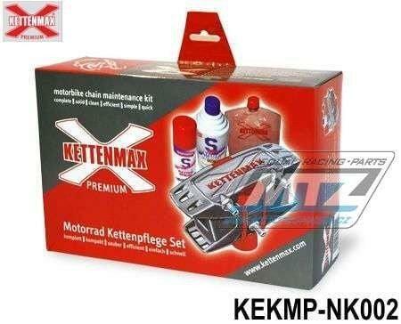 Obrázek produktu Myčka / pračka / mytí a udržba řetězů KETTENMAX Premium Full