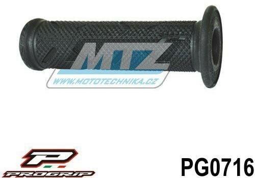 Obrázek produktu Rukojeti/Gripy Progrip 716 - černé (Superbike) (781)