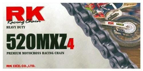 Řetěz RK 520 MXZ4 (118čl) Ř520MXZ118
