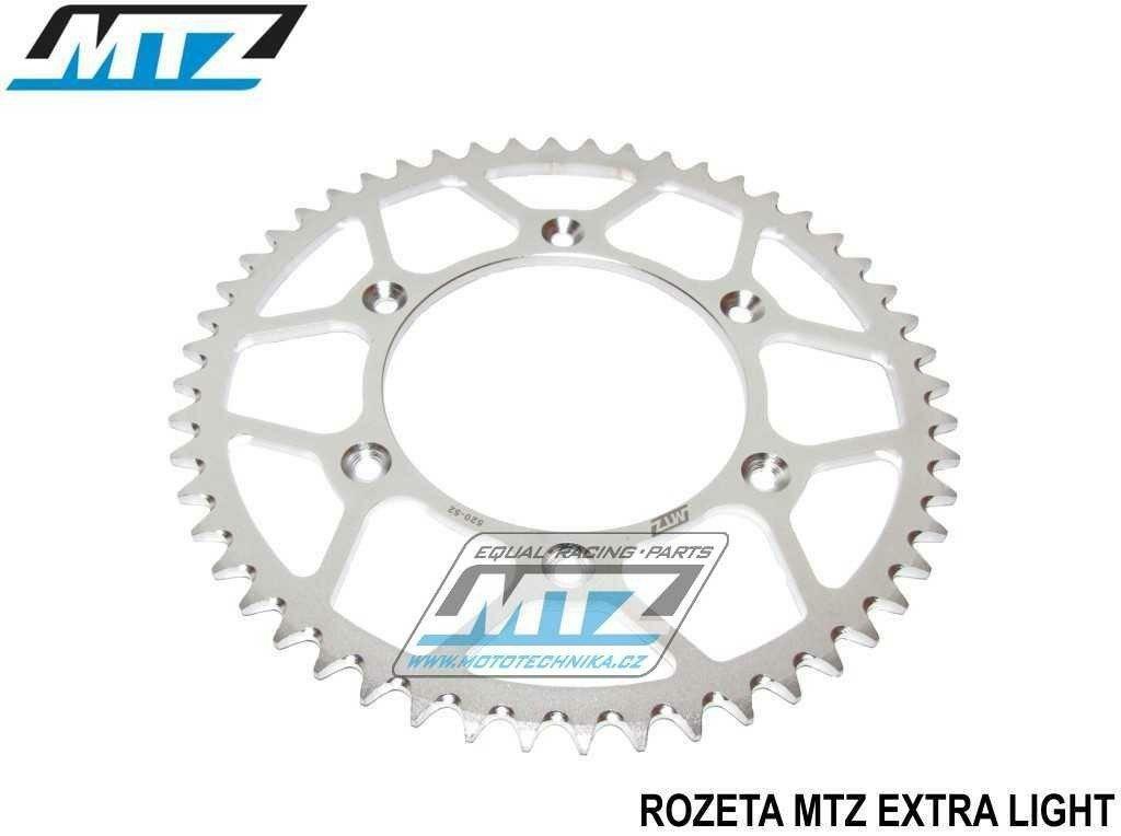Obrázek produktu Rozeta ocelová (převodník) 0210-50zubů MTZ ExtraLIGHT2 Offroad -  Honda CR125+CR250+CR500 + CRF250R+CRF250X+CRF450R+CRF450X+CRF450RX+CRF450L + CRM250+CRF150F + CRF230F / 03-19 + XR250S+XL250S+XL250 +