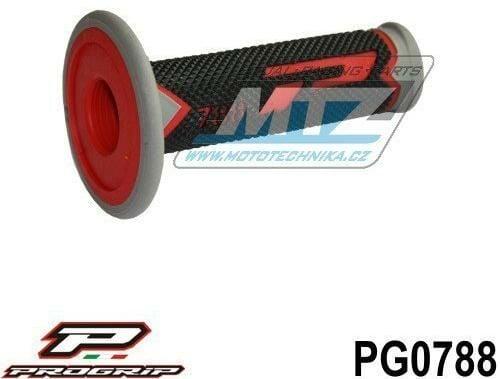 Obrázek produktu Rukojeti / gripy PROGRIP 788 - Barva: Červená PG0788-04