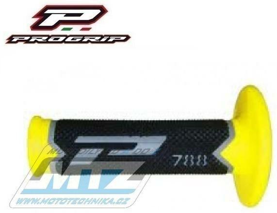 Obrázek produktu Rukojeti / gripy PROGRIP 788 - Barva: Žlutá  PG0788-05