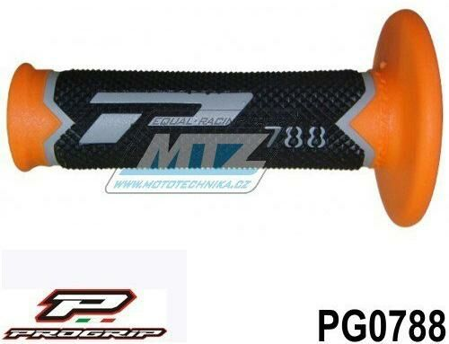 Obrázek produktu Rukojeti / gripy PROGRIP 788 - Barva: Oranžová PG0788-07