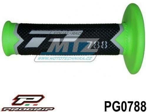 Obrázek produktu Rukojeti / gripy PROGRIP 788 - Barva: Zelená PG0788-08