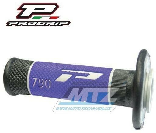Obrázek produktu Rukojeti / gripy PROGRIP 790 - Barva: Modrá PG0790-03/02