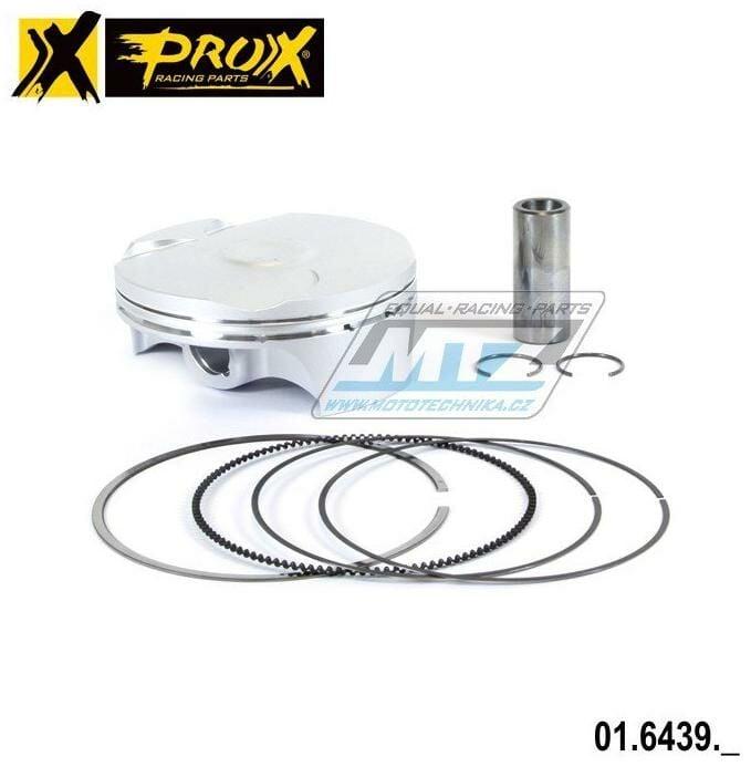 Obrázek produktu Píst KTM 400EXC / 09-11 + Husaberg FE390 / 10-12 - rozměr 94,95mm (13867)
