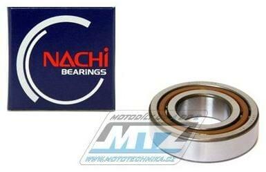 Obrázek produktu Ložisko NJ206 (rozměry: 30x62x16 mm) Nachi (23_166)
