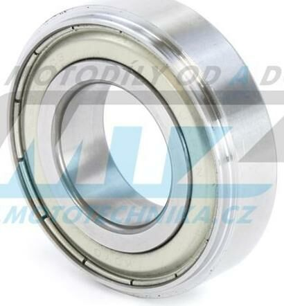 Obrázek produktu Ložisko 6206C3Z0DR (rozměry: 30x62x16 mm) Koyo (23_191)