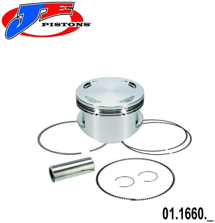 Píst Honda XR650L + NX650 Dominátor + SLR650 + FMX650 - pro vrtání 102,00mm (01_280)