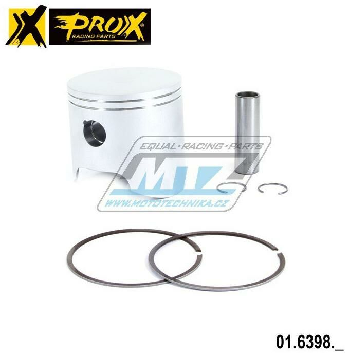 Obrázek produktu Píst KTM 360+380EXC + SX / 96-02 - rozměr 77,94mm (13726)