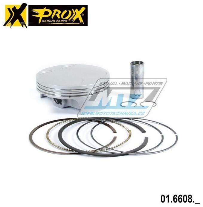 Obrázek produktu Píst KTM 690 Enduro-R + SMC + Supermoto + Duke + Enduro / 07-11 - rozměr 101,95mm (14017)