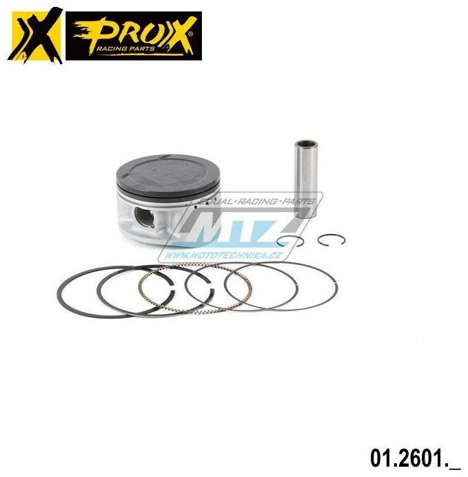 Obrázek produktu Píst Yamaha XT600 + TT600 / 84-04 + XTZ600 / 83-90 + SRX600 / 84-96 + YFM660 Grizzly / 98-01 - pro vrtání 95,00mm (12979)