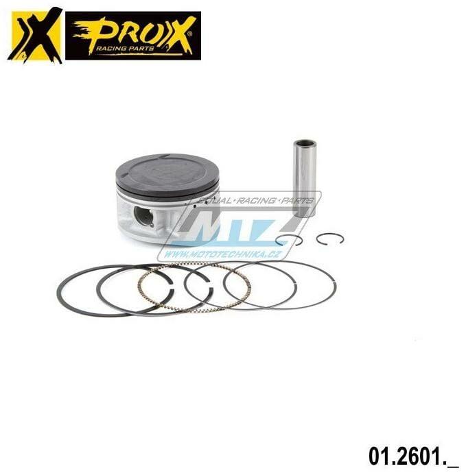 Obrázek produktu Píst Yamaha XT600 + TT600 / 84-04 + XTZ600 / 83-90 + SRX600 / 84-96 + YFM660 Grizzly / 98-01 - pro vrtání 96,00mm (12981)
