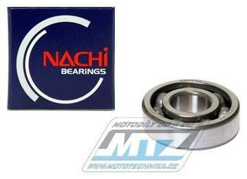 Obrázek produktu Ložisko 6322-C4 (rozměr: 22x56x16 mm) Nachi (23_10)