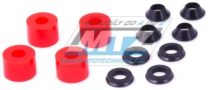 Obrázek produktu XTRIG Elastomere PHDS červené tvrdé XT50400012