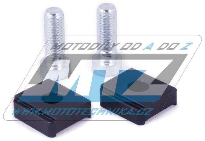 Obrázek produktu XTRIG podložky navýšení řídítek +15mm (M12) XT50300002