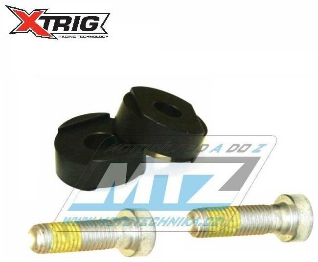 Obrázek produktu XTRIG podložky navýšení řídítek +10mm (M10) XT50300010