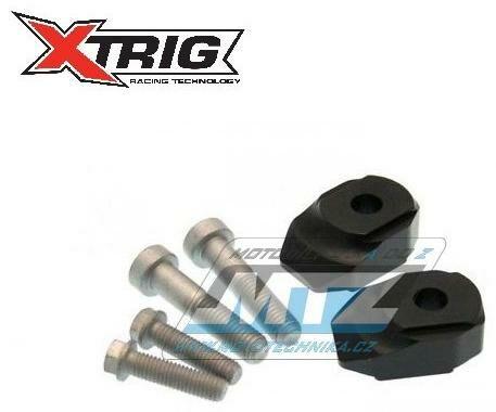 Obrázek produktu XTRIG podložky navýšení řídítek +20mm (M10) XT50300005