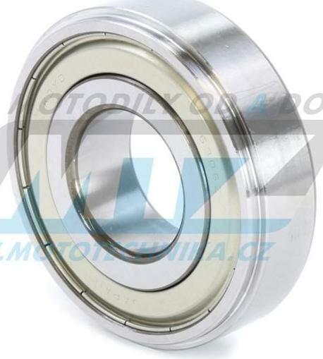 Obrázek produktu Ložisko 6306-C3Z0DR s drážkou (rozměry: 30x72x19 mm) Koyo (23_42)