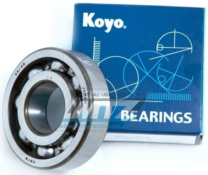 Obrázek produktu Ložisko 6328-C4 (rozměry: 28x68x18 mm) Koyo (23_17)