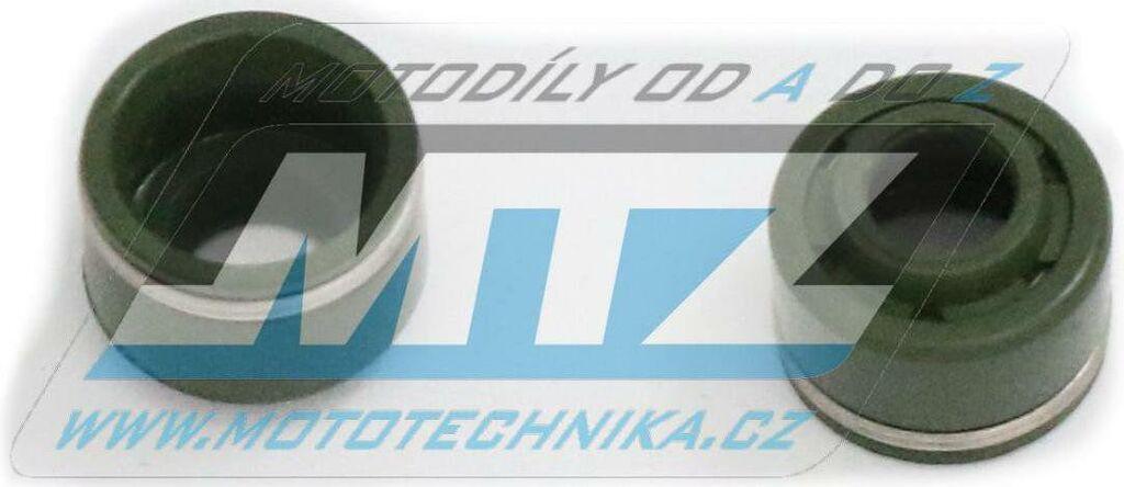 Obrázek produktu Gufero ventilu (simerink dříku ventilu) - Honda CRF450R+CRF450X+XR200R+XR400R+CRF230L+CRF100F+CRF80F + TRX400X+TRX400EX+TRX450R Sportrax+TRX680F Rincon+TRX400F Foreman + CBR1000F (35_95)