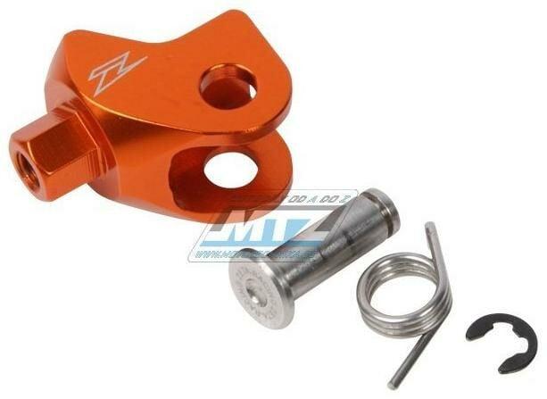 Obrázek produktu Koncovka řadičky Zeta - prodloužená - oranžová (ze903913)