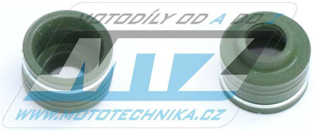 Obrázek produktu Gufero ventilu (simerink dříku ventilu) - Honda CRF450R+CRF450X+CRF450L + TRX450R Sportrax+TRX450ER+TRX90X + CRF110F+CRF125F+CRF50F + PCX125+PCX150 + CH80 Elite+CT70 (35_96)