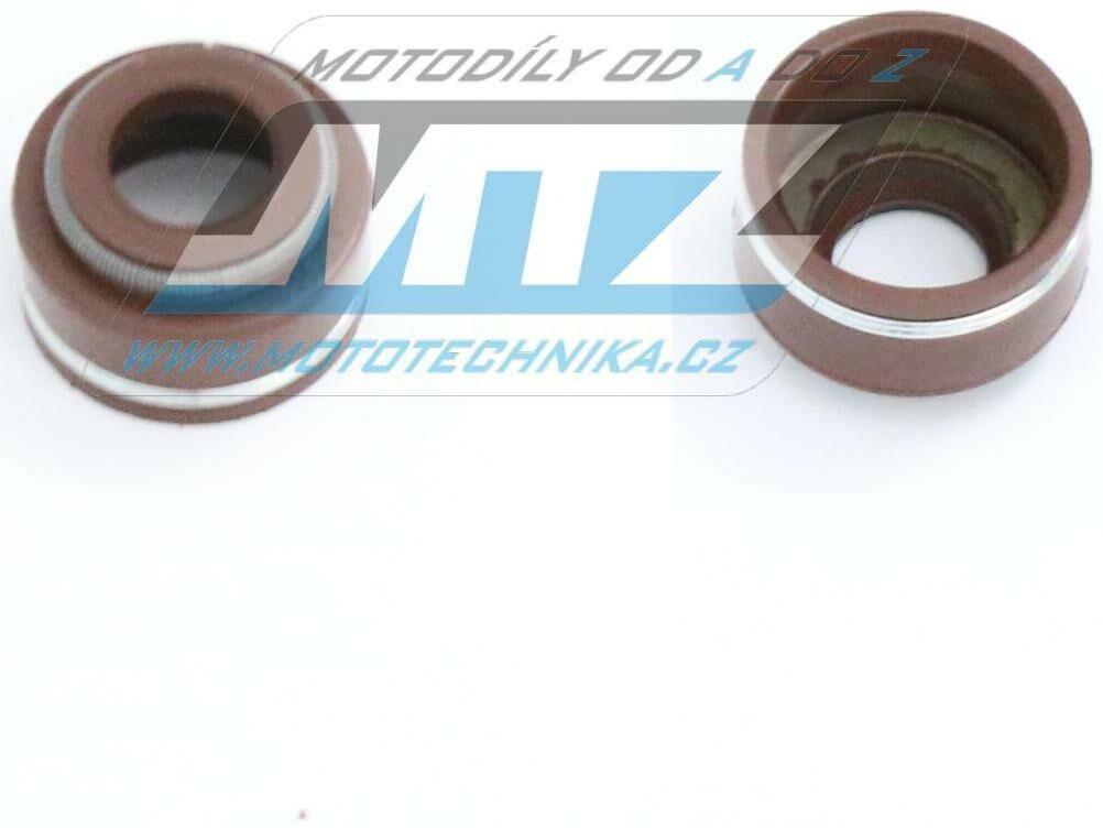 Obrázek produktu Gufero ventilu (simerink dříku ventilu) - Honda XR600R / 88-00 + XR650L / 93-20 + NX650 Dominator / 88-89 (35_109)