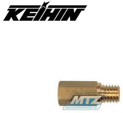 Obrázek produktu Tryska Keihin hlavní - rozměr 100 (M5 / karburátor Keihin 99101-357) (8028)