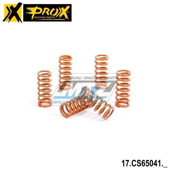 Obrázek produktu Pružiny spojkové (sada) Prox - KTM 400SX+400EXC+450SX+450EXC+520SX+520EXC+525EXC / 96-07 + 450SMR+560SMR / 04-07 + Beta RR250+RR450+RR525 / 05-09 + Husaberg FE450+FE550 / 04-08 + Polaris 450 Outlaw (1