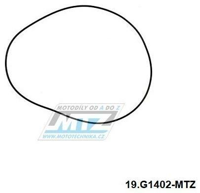 Obrázek produktu Těsnění víka spojky Honda CRF450R / 02-16 + CRF450X / 05-17 + TRX450R Sportrax / 06-14 + Kawasaki KXF450+KX450 / 16-21 (19_196)