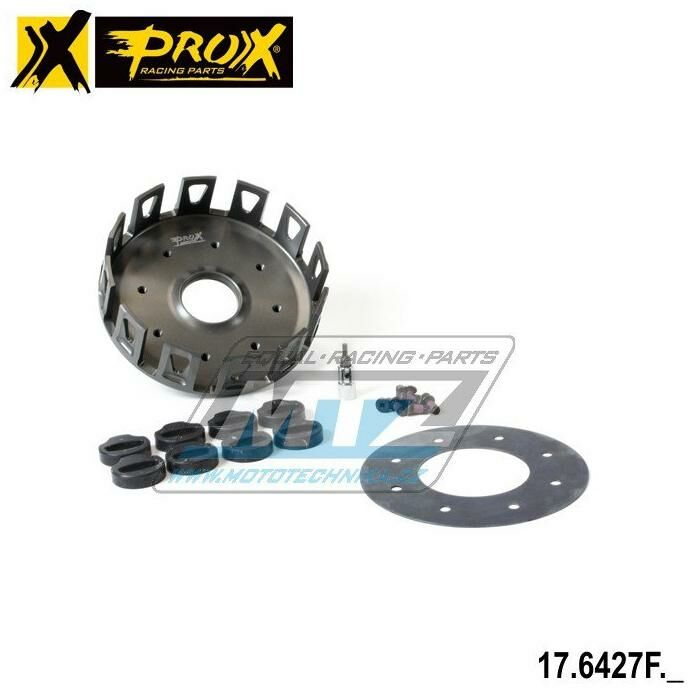 Obrázek produktu Spojkový koš KTM 450SXF /  07-11 + KTM 400EXC + 450EXC + 530EXC / 08-11 + 505SXF / 08-09 (17351)