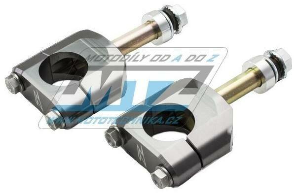 Obrázek produktu Klemy řídítek ZETA RX2 pro řídítka ¤28,6mm - Honda CR125R / 00-07 + CR250R / 99-07 + CRF250R / 04-18 + CRF250X / 04-17 + CRF450R / 02-18 + CRF450RX / 17-18 + CRF450X / 05-17,19-21 + CRF450L / 19-20 +