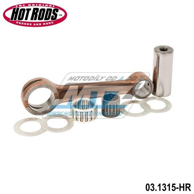 Obrázek produktu Ojnice Honda CR250 / 78-01 + Gas-Gas EC250+EC300 / 97-19 + TM MX250+EN250+MX300+EN300 (03_5)